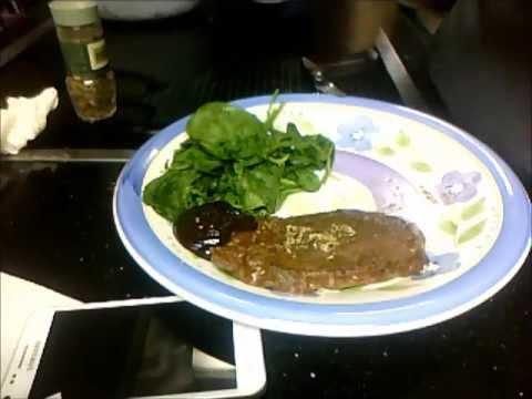 ღCooking Beef Bottom Round Steakღ