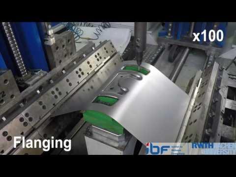 Sheet Metal Processing Center