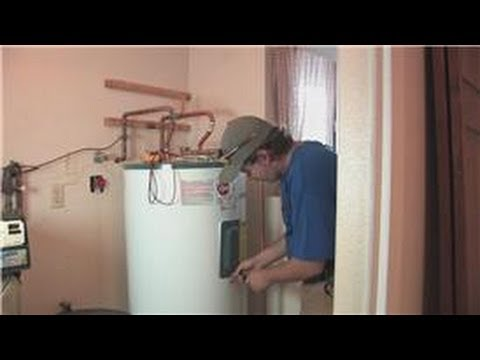Hot Water Heaters : How to Change the Temperature on an Electric Hot Water Heater