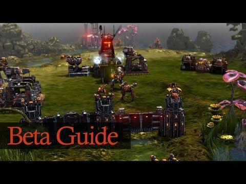 Grey Goo - How to Play the BETA Faction Guide