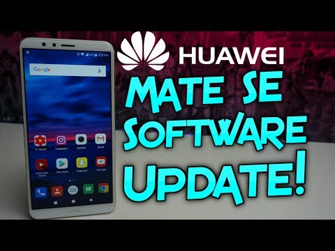 Huawei Mate SE Software Update | March Security Patch