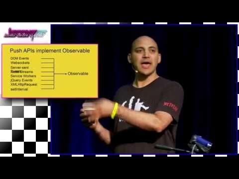 Jafar Husain: Async Programming in ES7 | JSConf US 2015