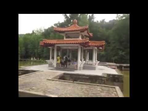 China: Fairy Lake and Shenzhen's Hongfa Temple