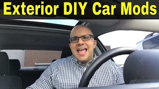 The 7 Best Exterior DIY Car Mods