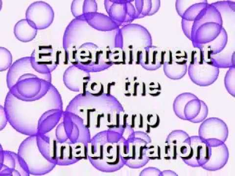 Trump's Inauguration Entertainment is Selected