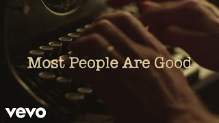 Luke Bryan - Most People Are Good (Lyric Video)