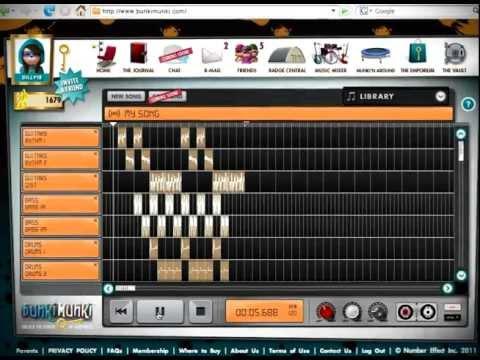 Music Mixer Demo