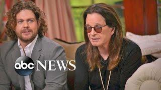 Ozzy Osbourne Jack Osbourne Interview