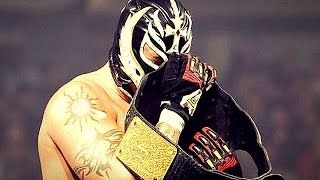 All Of Rey Mysterio Championship Wins In WWE