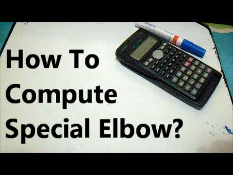 Pipefitter - How To Compute Special Elbow Take Off - PipingWeldingNonDestructiveExamination-NDT
