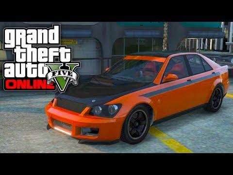 GTA 5 Online: Sultan RS BEST Spawn Location! Secret Cars