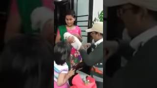whatsapp funny videos - Funny indian baby girl injection pain