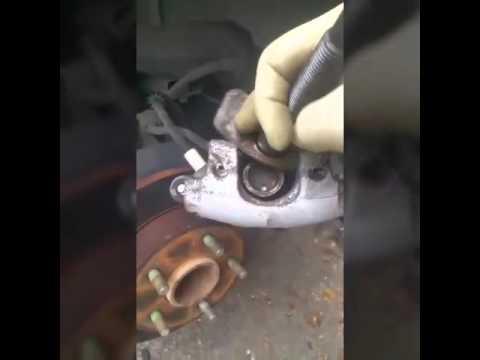Rear brakes 2005 Mazda 3
