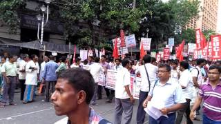 Massive Mass Rally Of SUCI(C) In Kolkata On 24th May 2017
