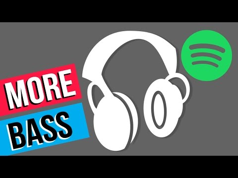 How to get more bass from your headphones! | Spotify EQ settings | Harrison Broadbent