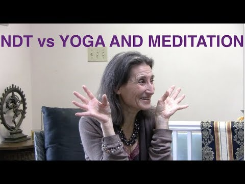 New Decision Therapy VS Yoga and Meditation