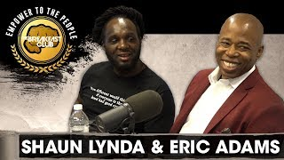 Eric Adams & Shaun Lynda Discuss Wealth Mindset And Financially CLEAN