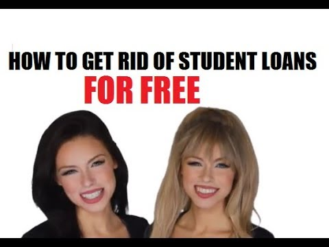 How To Get Rid Of Student Loans