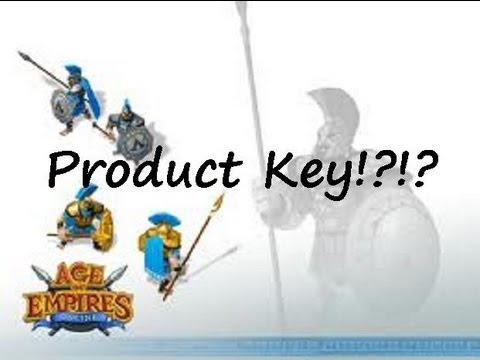 Age of Empires Online - Product Key!?!?