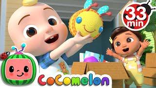 Garage Sale Song + More Nursery Rhymes & Kids Songs - CoComelon