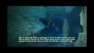 Lost In An Underwater Cave, Dont Let This Be You