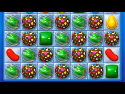 Candy Crush Soda Saga Level 235 - NO BOOSTERS - HARD LEVEL