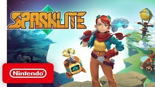 Sparklite - Announcement Trailer - Nintendo Switch