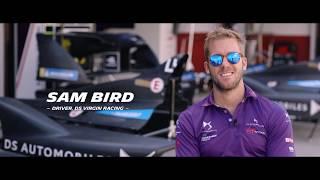 2017 Hong Kong ePrix preview by Sam Bird - FIA Formula E - Michelin Motorsport