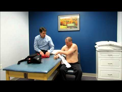 Post Op Shoulder Care - Part 5 Placing Shirt on and Taking Shirt off