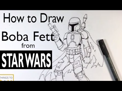 Drawing Star Wars Characters Easy Very Easy To Draw Characters Free