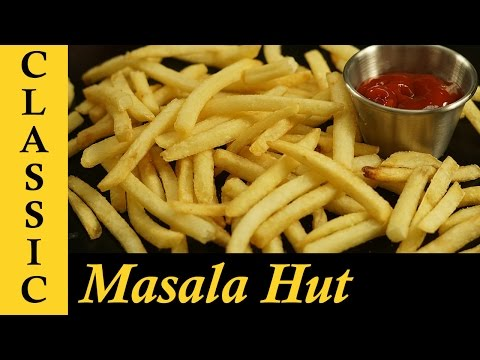 French Fries Recipe | How to make French Fries at home | Crispy Homemade French Fries Recipe