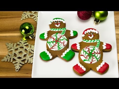 How to Make a Gingerbread Man: Gingerbread Man Recipe from Cookies Cupcakes and Cardio