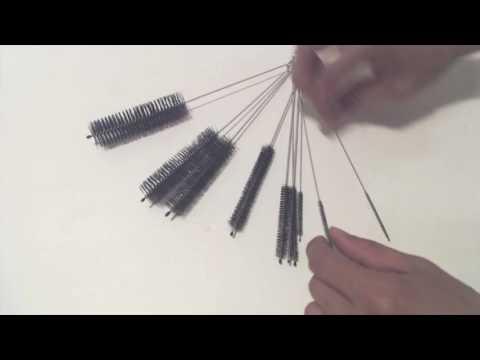 Oria Nylon Mini Bottle Brush Set Review