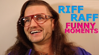 Riff Raff FUNNY MOMENTS (BEST COMPILATION) 2017