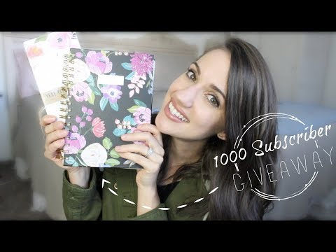 1000 SUBSCRIBER GIVEAWAY and WHERE ARE WE MOVING TO?