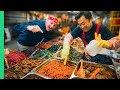 Traditional Korean Street Food Tour At Gwangjang Market In Seoul