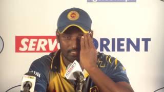 Thisara Perera Man of the Series - Pakistan tour of Sri Lanka 2014 ODI Series