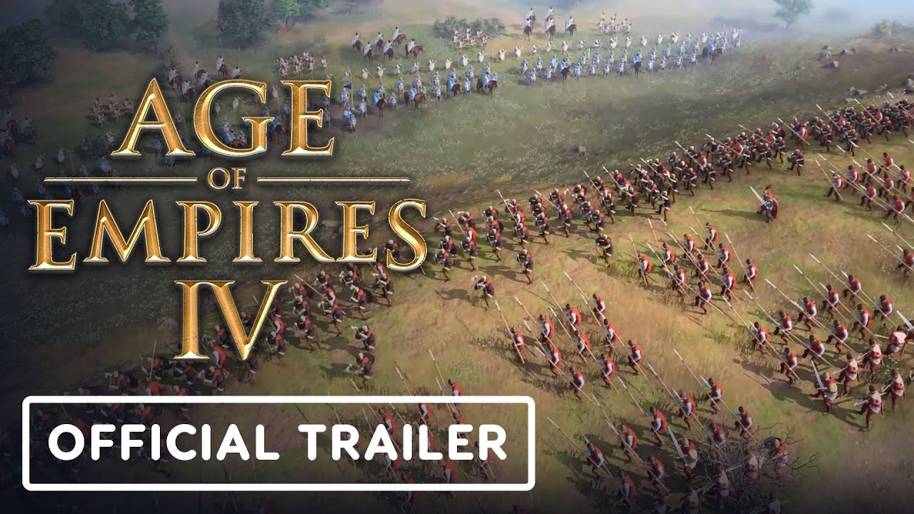 Age of Empires 4 - Official Norman Campaign Reveal Trailer