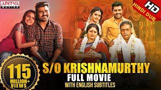 S/O Krishnamurthy (Sathamanam Bhavathi) Hindi Dubbed Full Movie | Sharwanand, Anupama Parameswaran