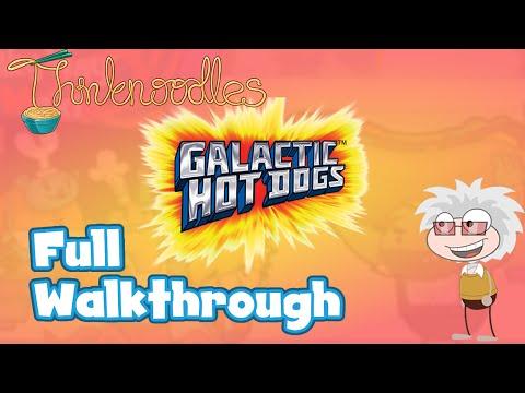 ★ Poptropica: Galactic Hot Dogs Island Walkthrough ★