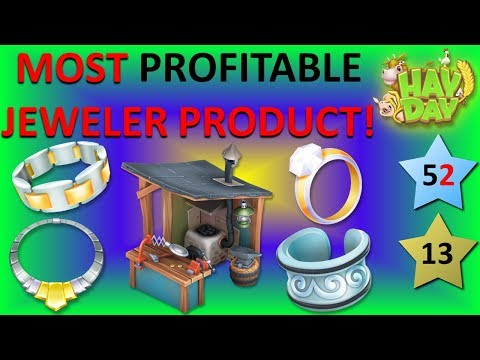 HAY DAY - THE MOST PROFITABLE JEWELER PRODUCT REVEALED!