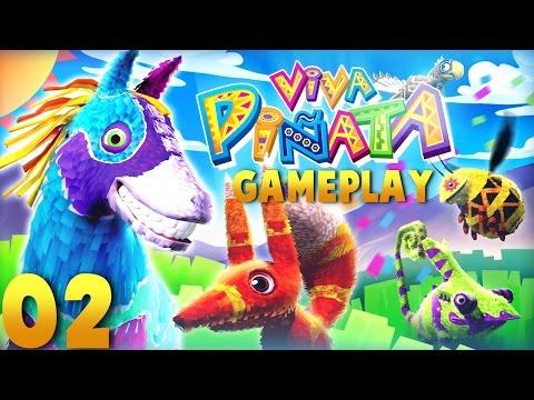 Time for Romance! Viva Pinata: Gameplay - Episode 02