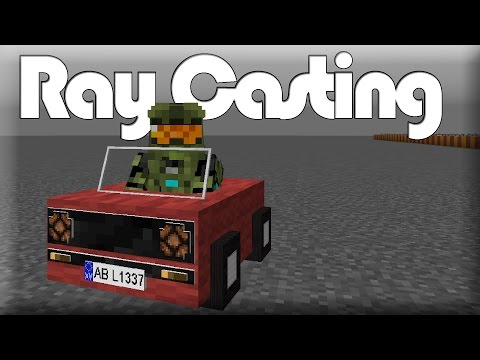 [Concept] Simple translational dynamics with ray-casting [MC 1.10.X]