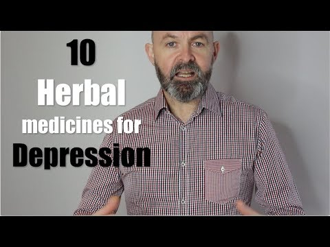 10 Herbs to beat depression
