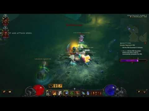 Diablo 3: The Diversity Of Uncommon (Builds Team 10/12 Grift 56 v2.4.1)