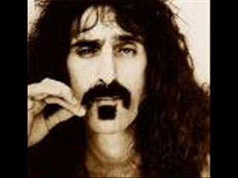 "FRANK ZAPPA-""The Central Scrutinizer"" LYRICS"