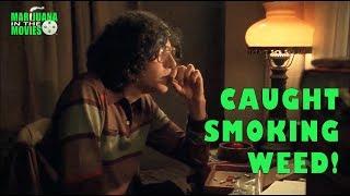 Marijuana in the Movies - CAUGHT SMOKING WEED