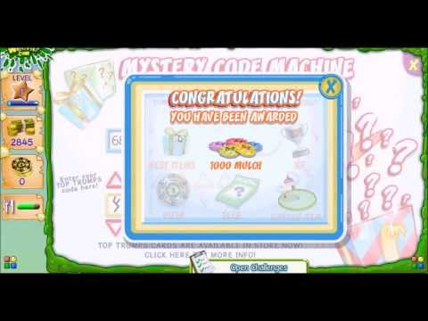 BinWeevils Codes Mulch & XP 2014
