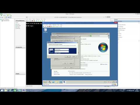 Install a Windows compatible domain controller on Ubuntu 14.04 LTS