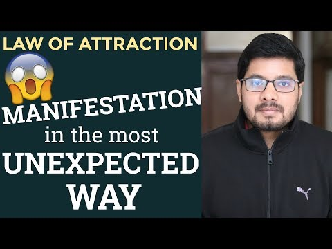 MANIFESTATION #96: SHOCKING Law of Attraction Success Story - Attracting Your Goal in an Amazing Way